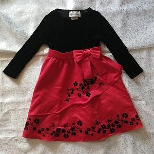 2 tier Formal dress